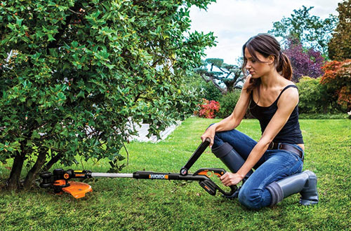 "Worx WG163.4 20V Cordless 12"" Grass Trimmer/Edger"