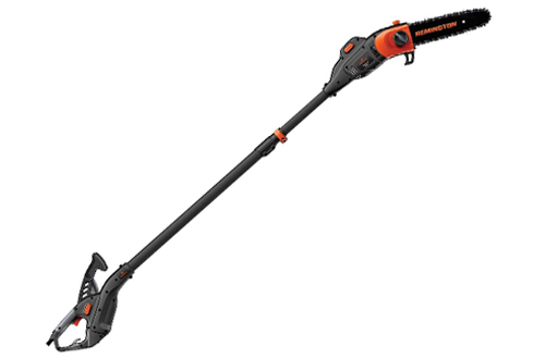 Remington RM1035P 2-in-1 Pole Saw for Tree Trimming & Pruning
