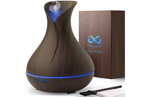 Everlasting Comfort Diffuser for Dark Wood Essential Oil