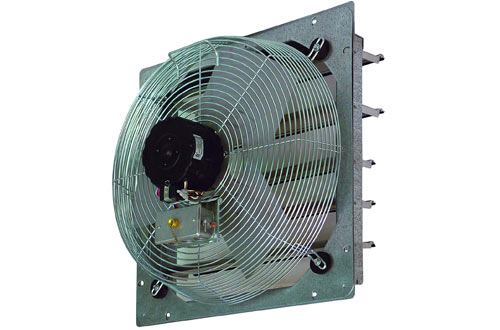 TPI Corporation CE14-DS Direct Drive Wall Exhaust Fan