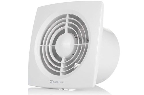 Hon&Guan Ventilation Fan - Bathroom & Garage  Wall Exhaust Fan