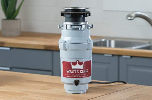 Waste King L-1001 L-10011/2 HPGarbage Disposal