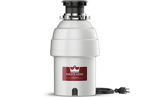 Waste King L-8000 1 HP Garbage Disposal