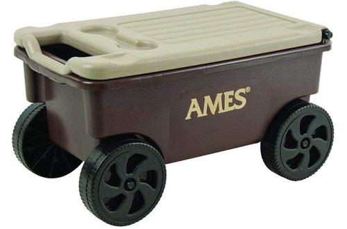 Ames Buddy Garden Lawn Cart Wheel