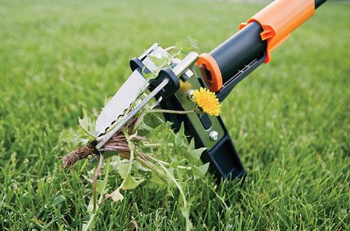 Fiskars 3 Claw Garden Hand Weeder