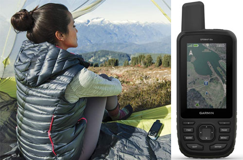 Garmin GPSMAP 66s Handheld GPS for Hiking