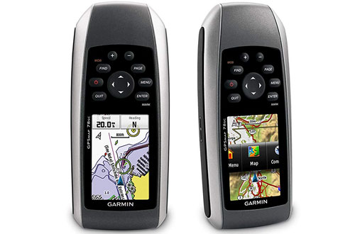 Garmin GPSMAP 78sc Handheld Marine GPS for Boating