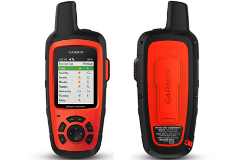 Garmin Handheld Satellite Communicator with Maps & GPS Navigation