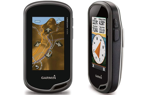Garmin Oregon 650t Handheld GPS with 8MP Digital Camera