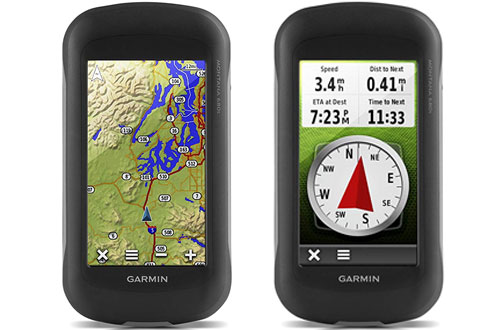 Garmin Montana 680t Handheld GPS And GLONASS