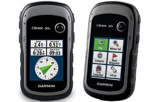 Garmin eTrex 30xHandheld GPS Navigator