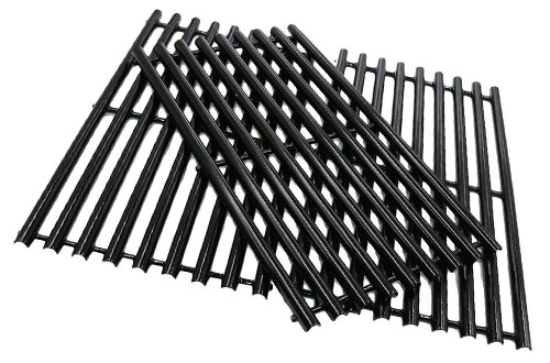 DcYourHome Porcelain Cooking Grid Grate for Charbroil