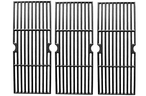 HongsoCast Iron Cooking Grid Replacement for Gas Grill by Charbroil