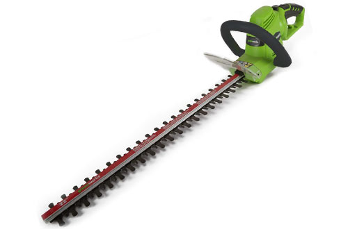 Greenworks Personal Electric Cordless Hedge Trimmer