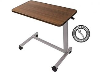 Hospital Bed Tables