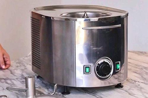 Lello 4080 Musso Lussino Small Ice Cream Maker -1.5-Quart