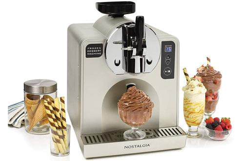Nostalgia FDM1 Soft Serve Ice Cream and Frozen Dessert Machine