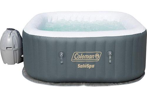 Coleman Inflatable Hot Tub -SaluSpaAirJet