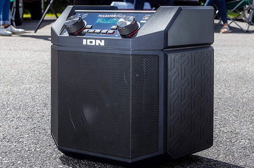 ION Audio Wireless Rechargeable Portable Speaker System