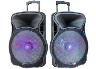 Starqueen Home Karaoke Amplifier Sound System