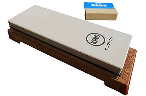 King Japanese Knife Sharpening Stone