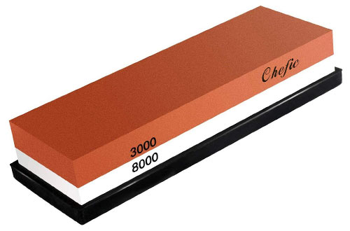 Chefic Whetstone Knife Sharpening Stone - Grit Waterstone