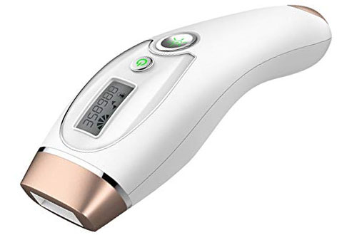 YIKAVA Permanent IPL Home Hair Removal for Women