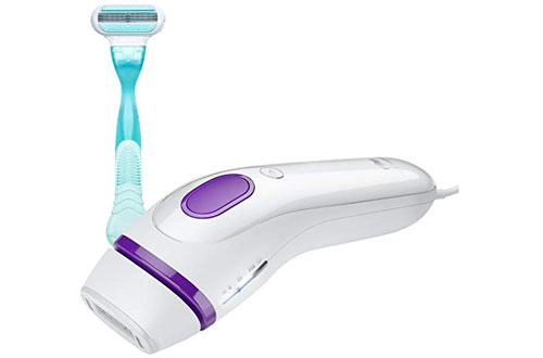 Gillette BD 3001 Home Hair Removal Device for Permanent Hair Reduction