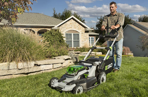 EGO Power Lithium-ion Cordless Lawn Mower