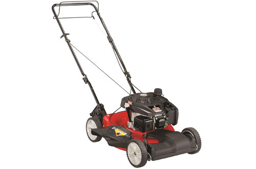 Yard Machines 159cc Front-Wheel Drive Gas Lawn Mower