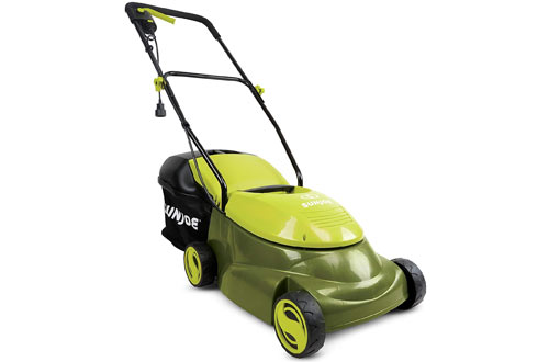 Sun Joe MJ401E Mow Electric Lawn Mower with Grass Bag