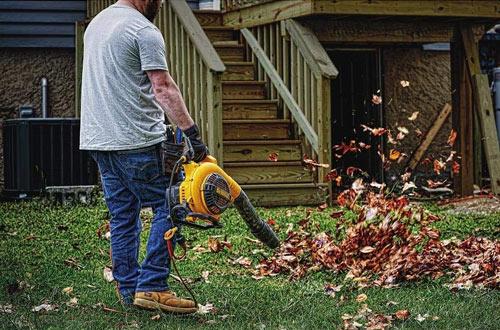 DEWALT DWBL700 Electric Cordless Leaf Blower