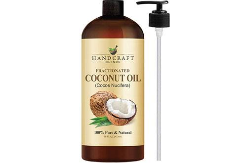 Handcraft Blends Fractionated Coconut Massage Oil