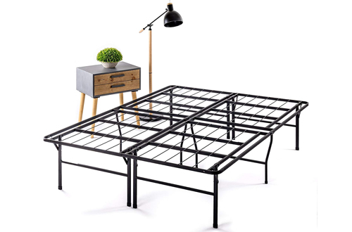 Heavy-Duty Stainless Steel Full Bed Frame – Best Price Mattress