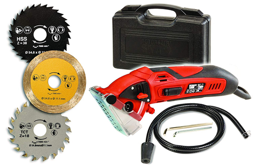 Compact Circular Saw for DIY Projects – Rotorazer