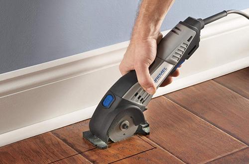 Dremel Small Saw for Cutting Metal, Wood & Plastic -Max Tool Kit