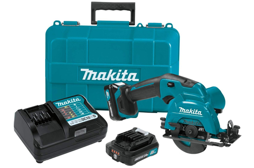 Makita SH02R1 Cordless Circular Saw Kit - 12V Max CXT