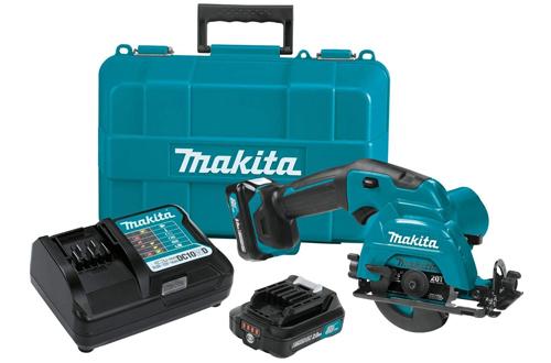 Makita SH02R1 Cordless Circular Saw Kit -12V Max CXT