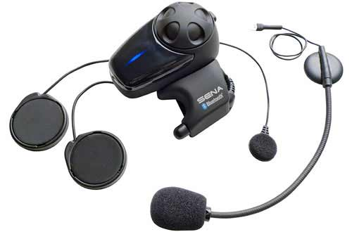 Sena SMH10-11 Single Motorcycle Bluetooth Headset