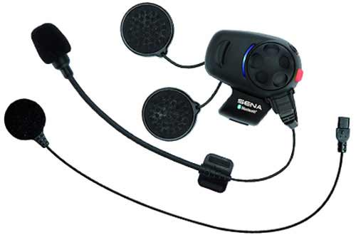 a12ac3a4052 Sena SMH5-UNIV Bluetooth Headset & Intercom for Scooters/Motorcycles