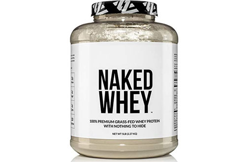 Naked Pure Grass Fed Vega Whey Protein Powder