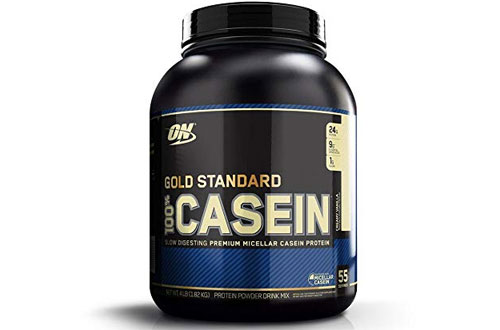 OPTIMUM Micellar Casein Protein Powder - Overnight Muscle Recovery