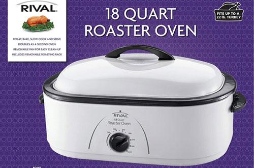 RivalRoaster Oven - 18-QuartRO180