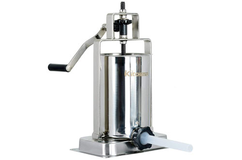 Kitchener Stainless Steel Vertical Sausage Filler Maker