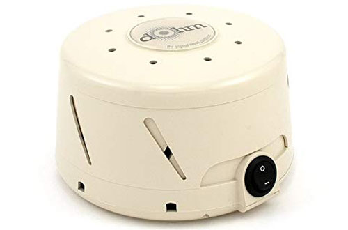 Marpac Dohm-SS Single Speed All-Natural White Noise Sound Machine