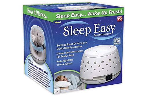 Sleep Easy Sound Conditioner, White Noise Machine