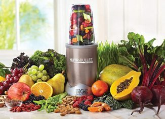 NutriBullet Pro High-Speed Blender/Mixer System with Recipe Book