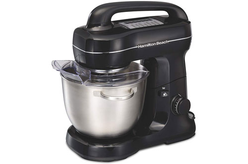 Hamilton Beach Stand Mixer with Flat Beater Attachments - 63391