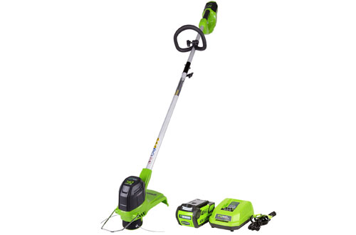 Greenworks 12-Inch 40V Battery String Trimmer