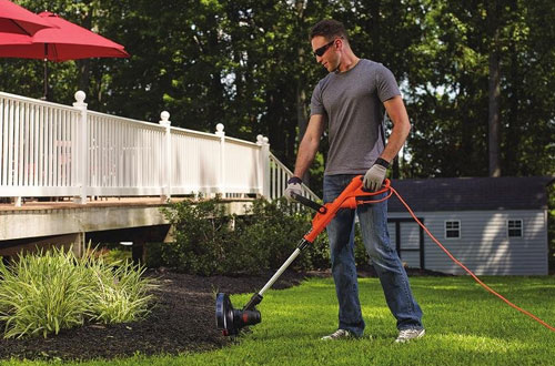 BLACK + DECKER ST8600 Electric Cordless String Trimmer